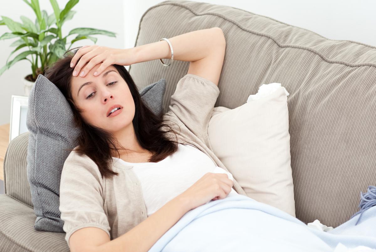 Основные признаки пониженного иммунитета