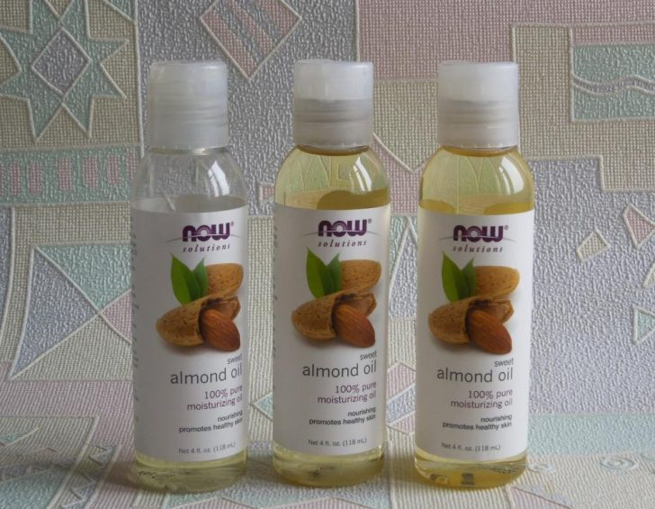 Миндальное масло для кожи тела