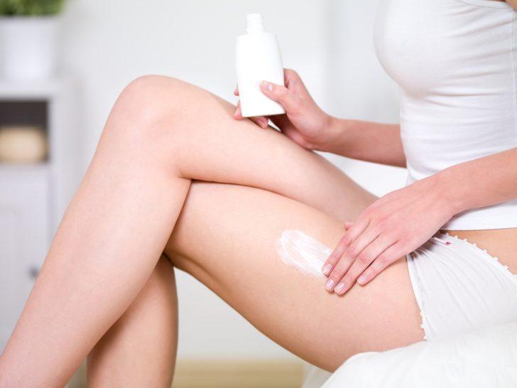 Лечение стрий на ногах