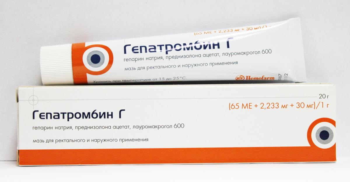 Современные лекарственные препараты для лечения геморроя и анальных трещин