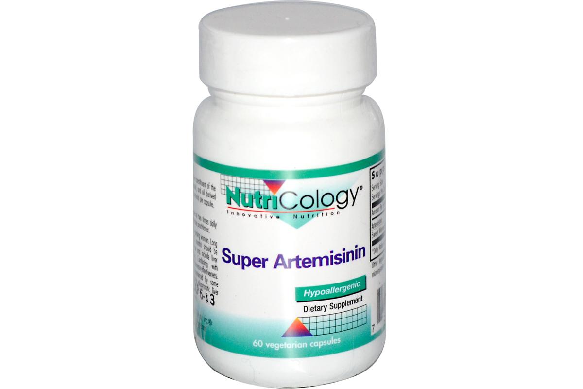 Супер артемизинин в вегетарианских капсулах (60 штук)