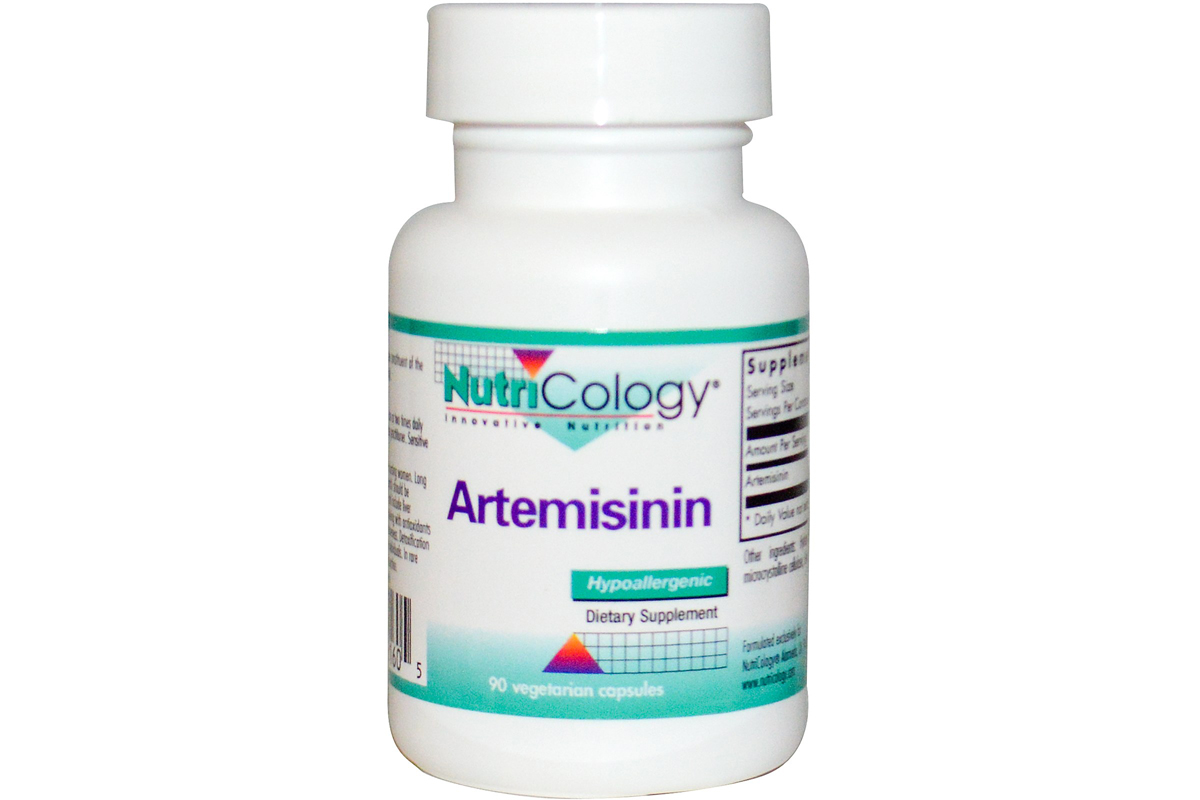 Nutricology, Артемизинин в овощных капсулах (90 штук)