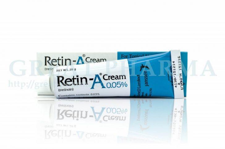 Ретин-а. Описание препарата