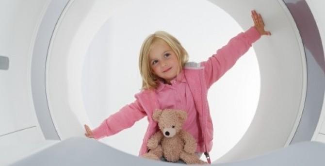 МРТ для детей: особенности и подготовка