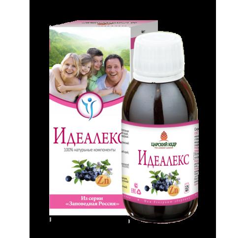 Эффективное похудение на травах с помощью натурального сиропа «Идеалекс»