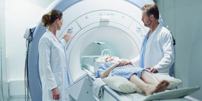 Современные методики диагностики: МРТ с контрастом