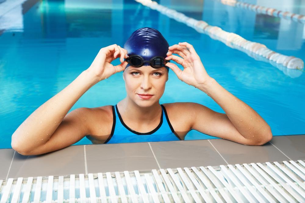 Плавание - залог отличной физической формы