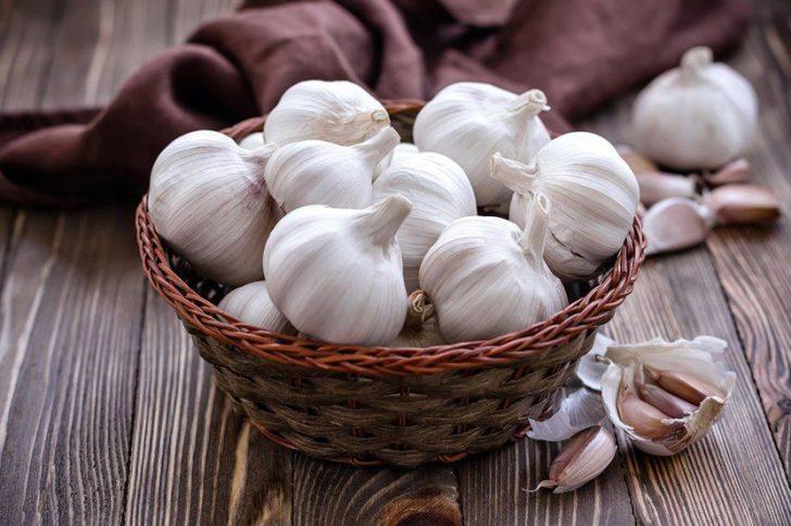 Избавление от холестерина с помощью чеснока