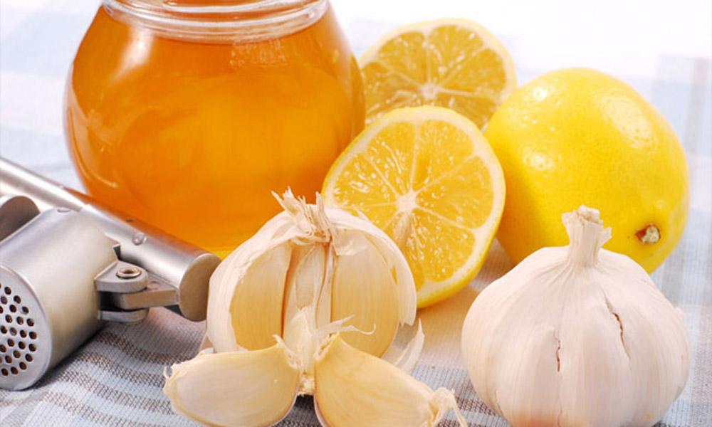 Рецепт меда и чеснока от холестерина