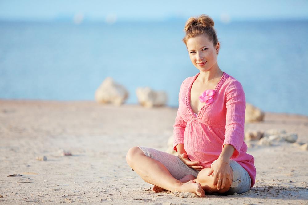 Плюсы загара при беременности
