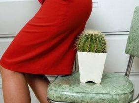 Средства от геморроя при беременности: лучшие свечи, мази