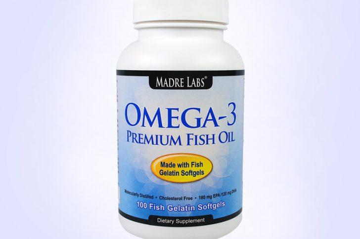 Беременность и рыбий жир