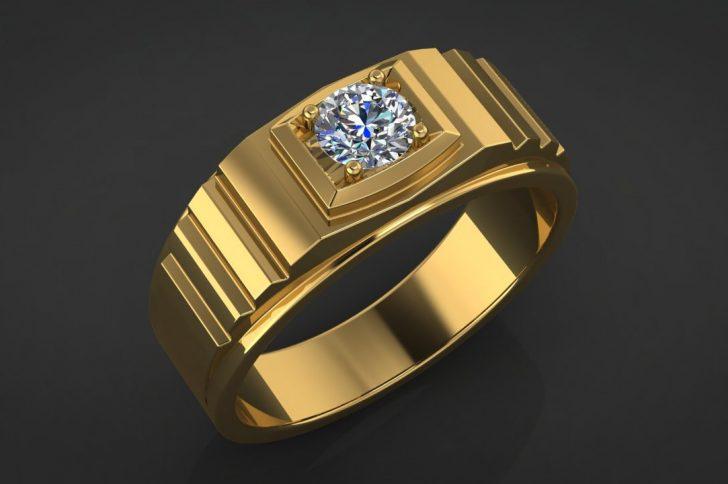 Как купить мужские кольца недорого?