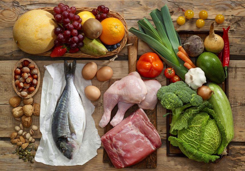 Правильное питание для иммунитета