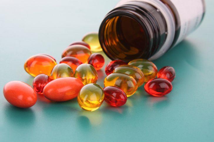 Витамины и препараты  для поддержания иммунитета
