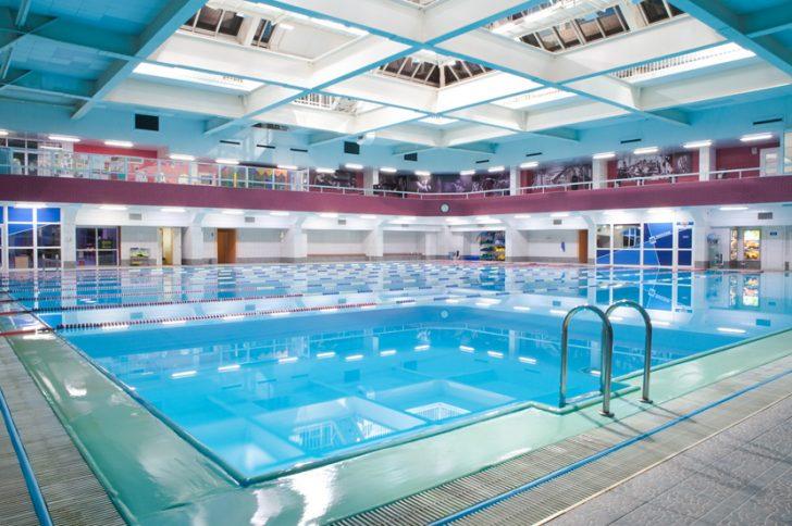 Фитнес-клубы с бассейном и аквааэробикой