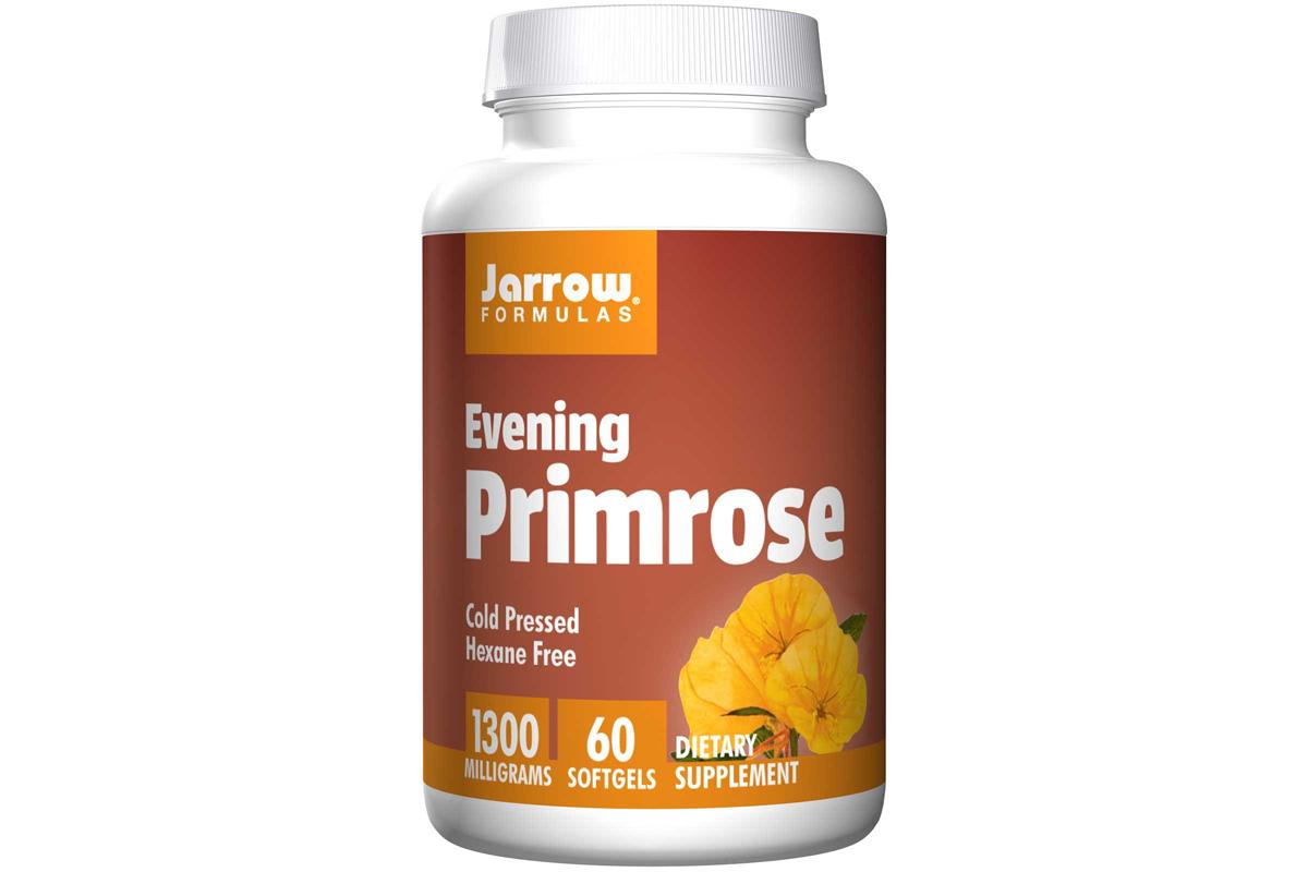 Jarrow Formulas, Вечерняя примула 1300 мг, в мягких капсулах (60 штук)