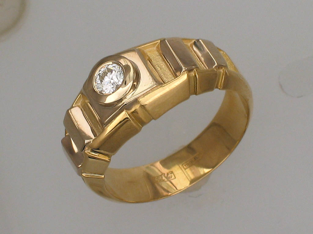дешевые мужские кольца