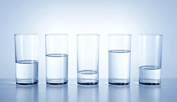 как правильно пить воду чтобы похудеть