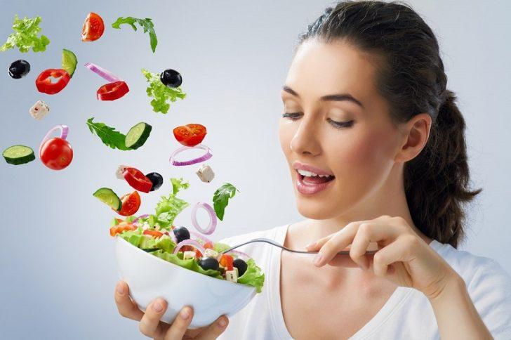 Здоровая пища для стройной фигуры