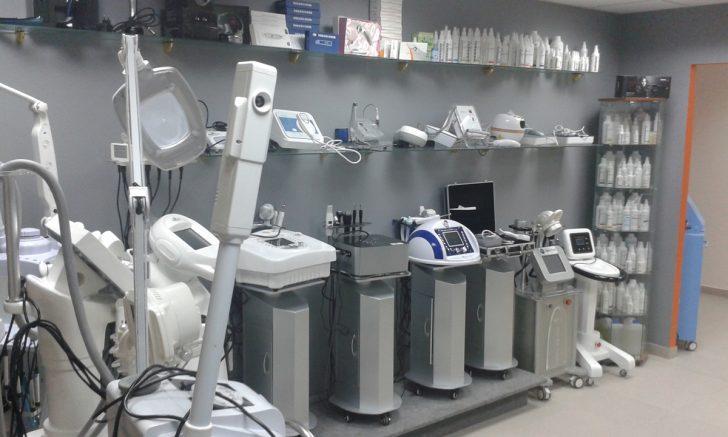 Как выбрать оборудование для салона красоты или кабинета косметологии?