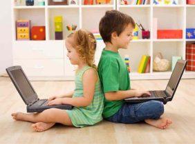 Современные игры и дети