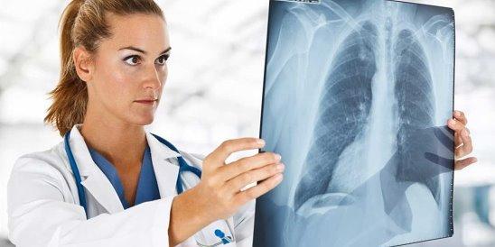 выездной рентген на дом