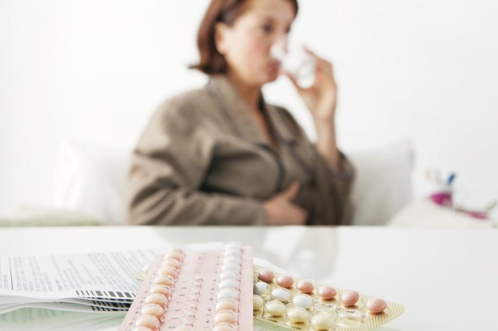Какие таблетки от симптомов климакса бывают?
