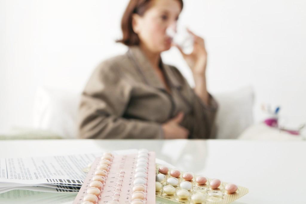 Какие лекарства при климаксе нужно принимать?