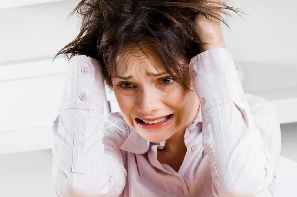 Выпадение волос при высокой сальности прядей