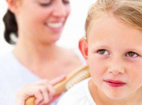 Выпадение волос у детей – что же делать?