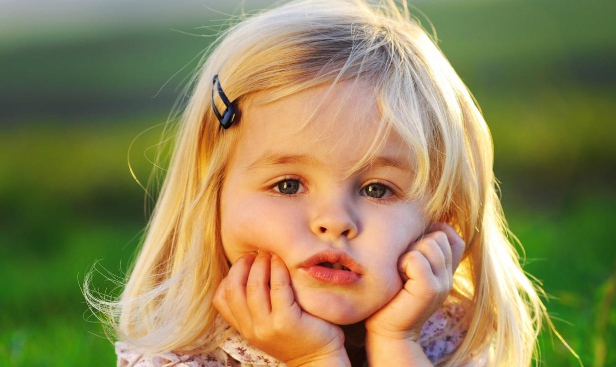 Причины выпадения волос у детей