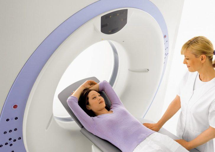 Исследование сосудов головного мозга