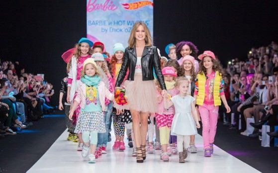 Школа моделей TOP SECRET Kids объявляет набор