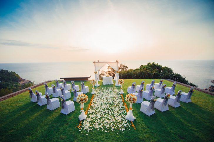 Где можно провести идеальную свадьбу в 2017 г.?
