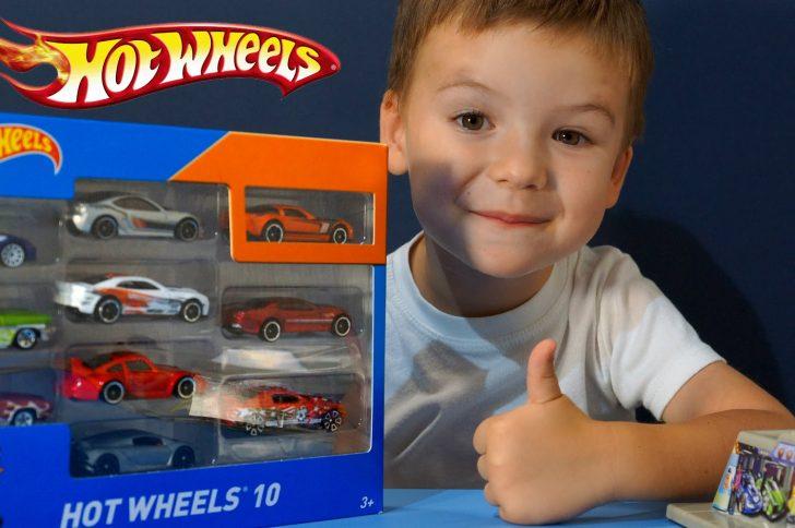 Причины популярности машинок Hot Wheels