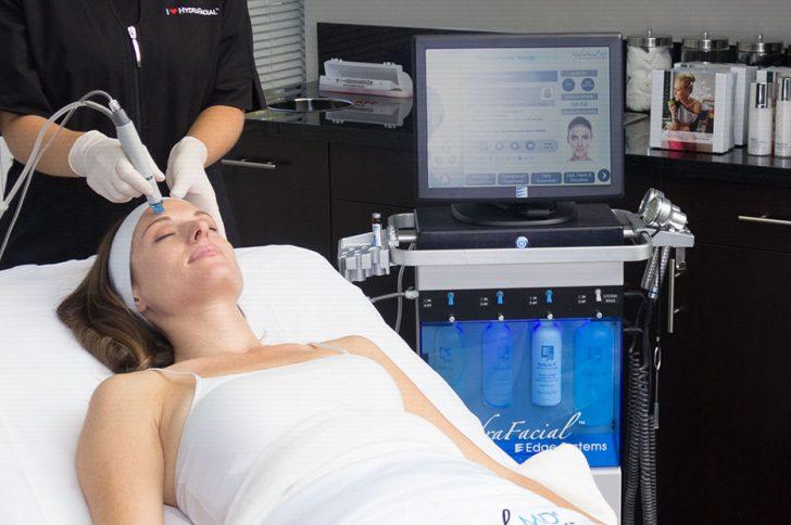 Аппараты для очищения кожи