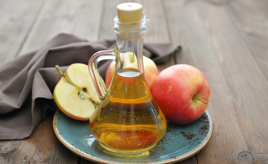 Горчица и яблочный уксус