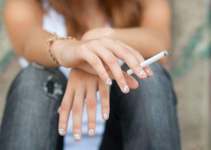 Вред курения для подростков - последствия раннего курения подростков