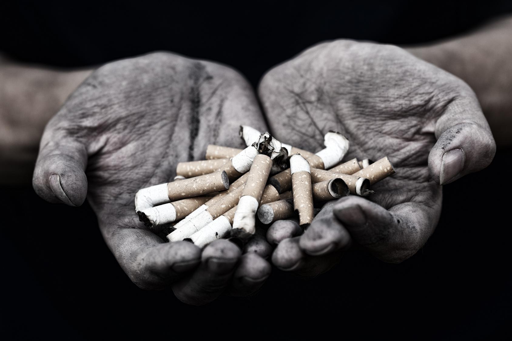 Почему у курильщиков начинаются проблемы с сосудами?