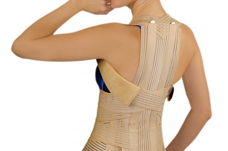 Корсет для исправления осанки спины: делаем правильный выбор!