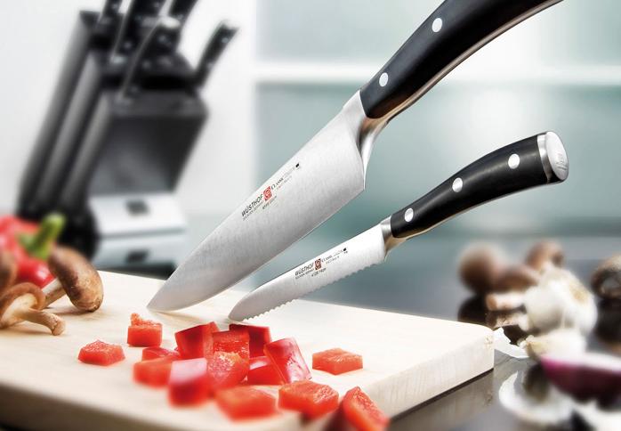 Выбираем набор ножей для кухни