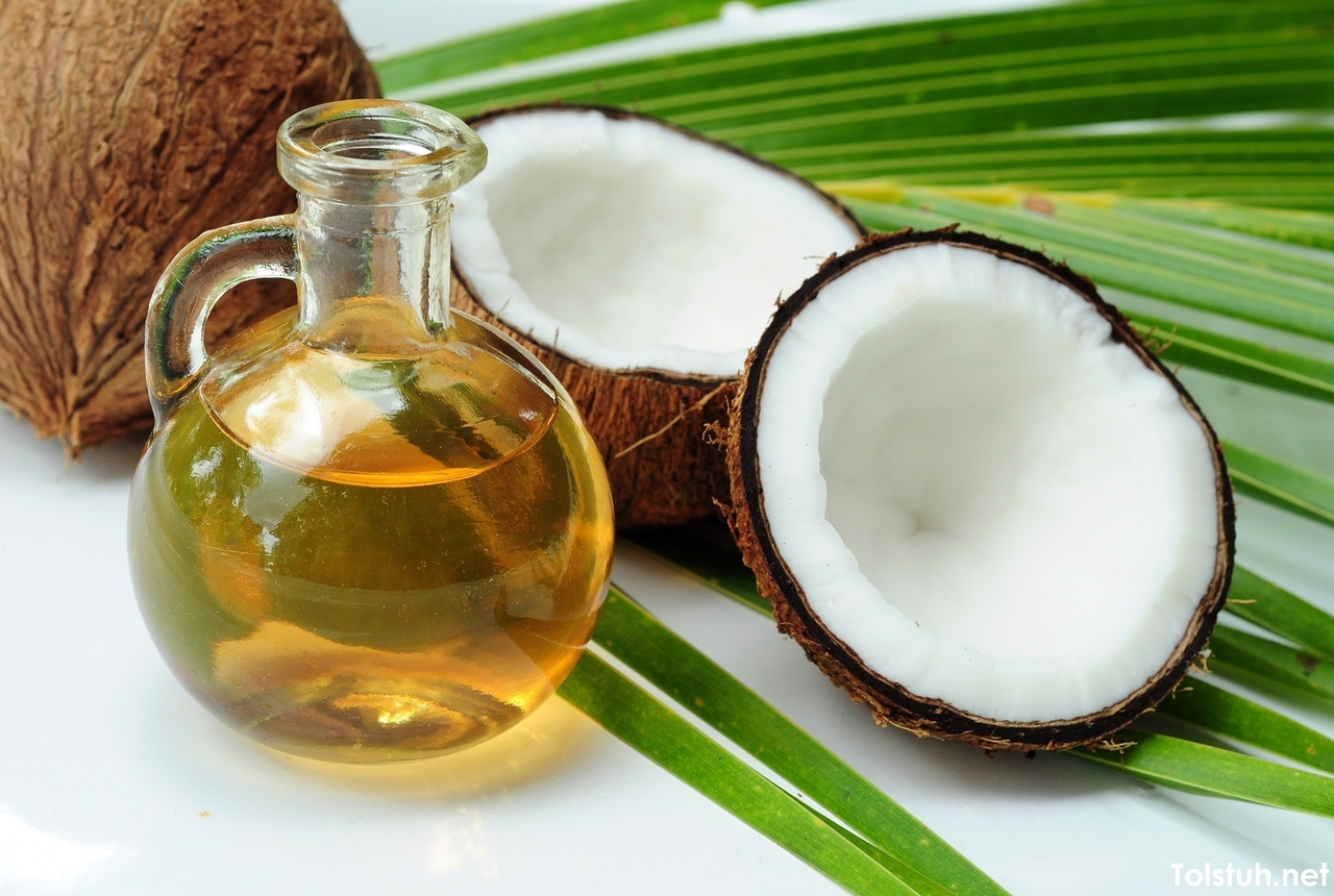 Где лучше купить кокосовое масло?