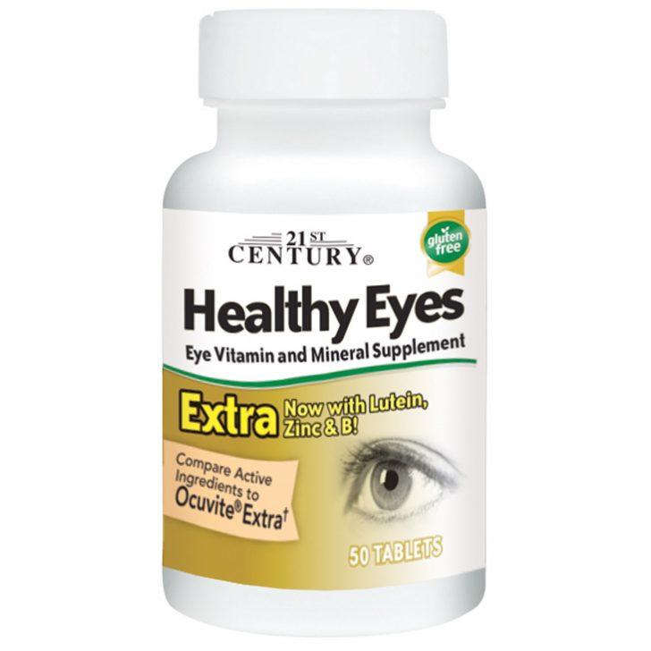 Healthy Eyes в таблетках от 21st Century