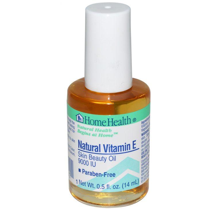 Жидкий натуральный витамин Е Home Health (14 мл)