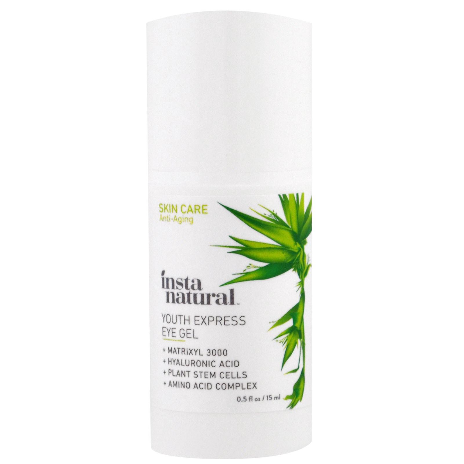Крем-гель для глаз (15 мл) от InstaNatural