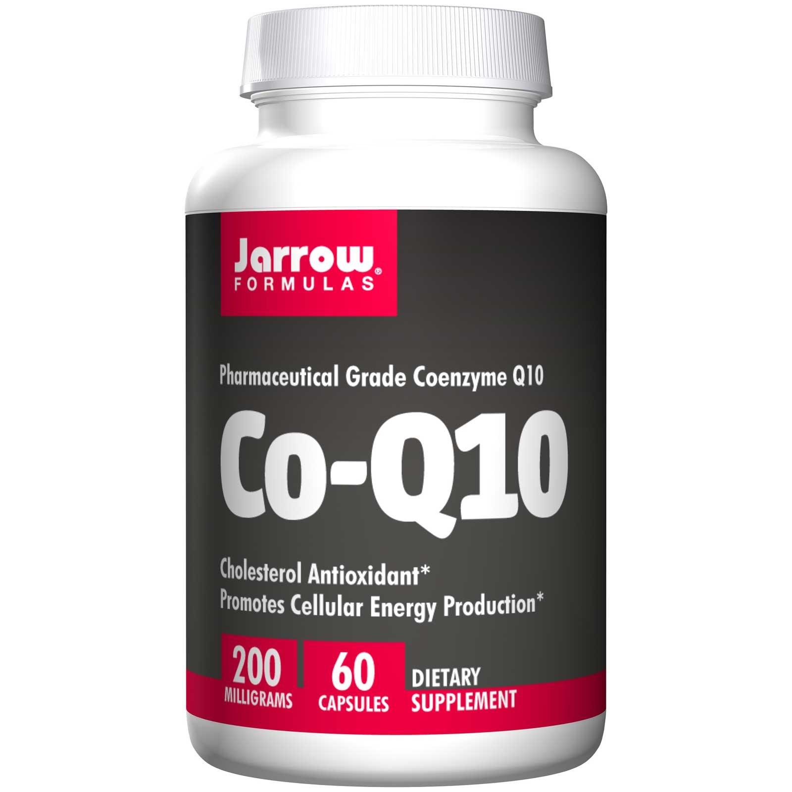 Коэнзим Q10 в капсулах Jarrow Formulas