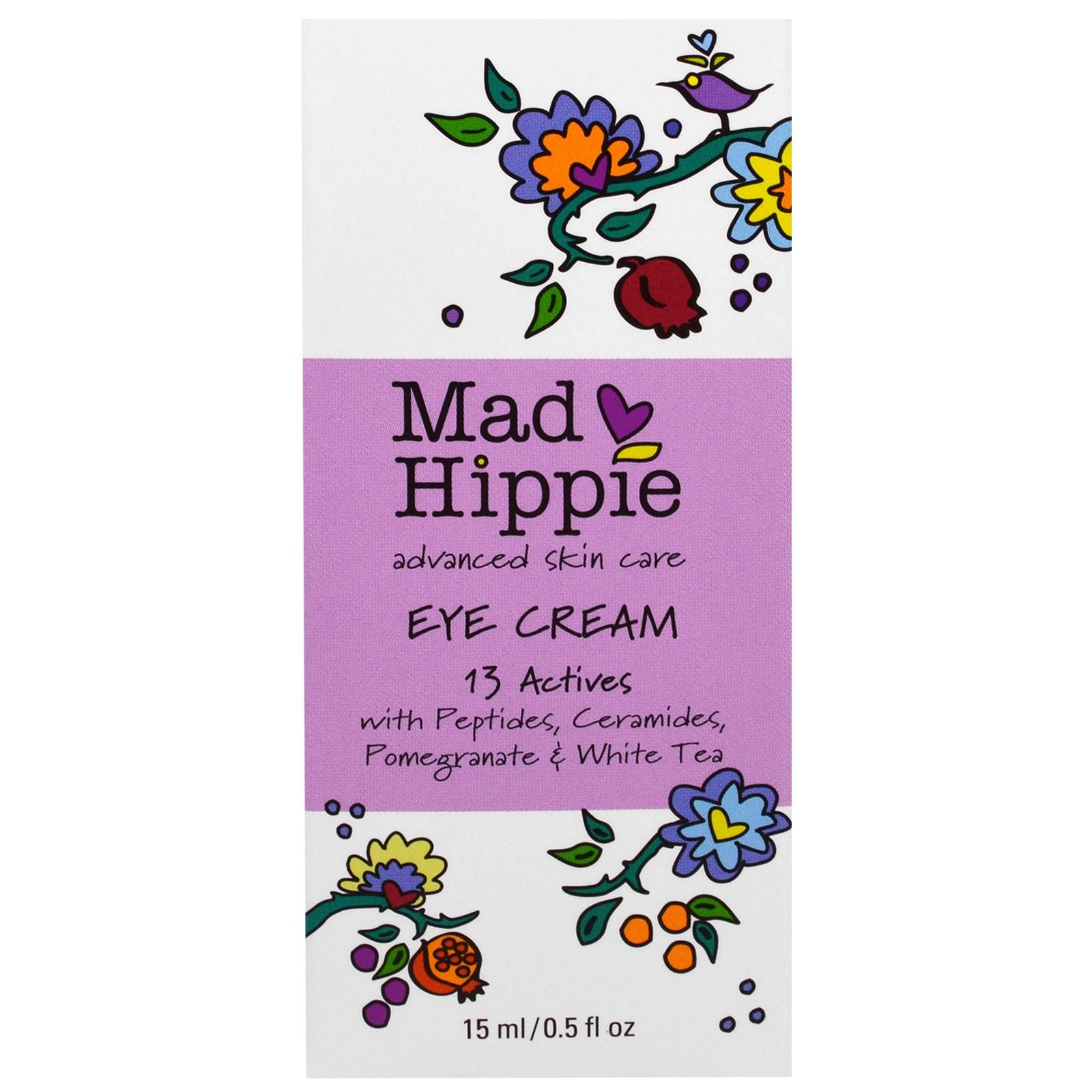 Крем вокруг глаз Mad Hippie Skin Care Products (15 мл)