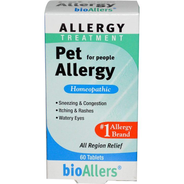 NatraBio, bioAllers, лечение аллергии на домашних животных