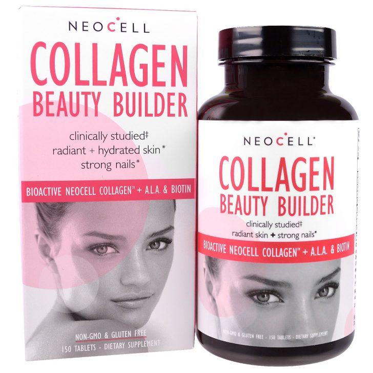Collagen Beauty Builder Neocell, в таблетках (150 штук).
